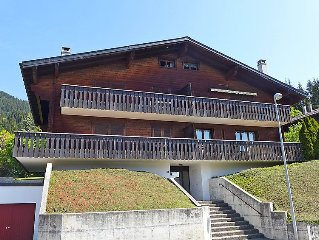 Apartment Les Pins E4  in Villars, Alpes Vaudoises - 5 persons, 2 bedrooms