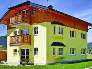 Villa Constanze, Altenmarkt  in Pongau - 8 persons, 4 bedrooms