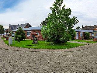 Vacation home Mondmuschel  in Norddeich, North Sea - 3 persons, 2 bedrooms