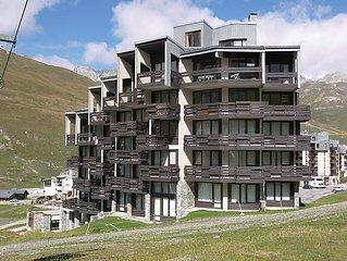 Ferienwohnung Les Hauts du Val Claret  in Tignes, Savoyen - Hochsavoyen - 7 Pers