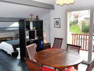 Apartment Rue du Temple  in Biarritz, Basque Country - 4 persons, 1 bedroom