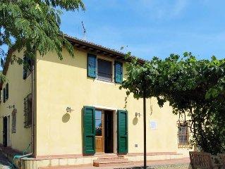 Vacation home Casa l'Uccelliera  in Asciano/S. Giuliano T. PI, Pisa - Lucca sur
