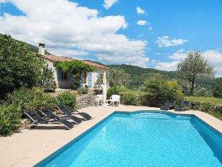 Ferienhaus in Seillans, Cote d'Azur Hinterland / Var - 8 Personen, 4 Schlafzimme