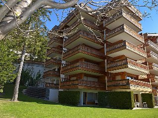 Apartment Alpha  in Crans - Montana, Valais - 2 persons, 1 bedroom