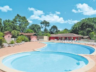 Apartment Les Rives de St.Brice  in Ares, Aquitaine - 8 persons, 3 bedrooms
