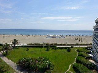 Ferienwohnung Le Beaupre  in Canet - Plage, Pyrenees - Orientales - 4 Personen,