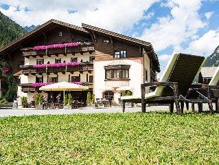 Apartment Liesele  in Sankt Leonhard im Pitztal, Pitztal valley - 8 persons, 4