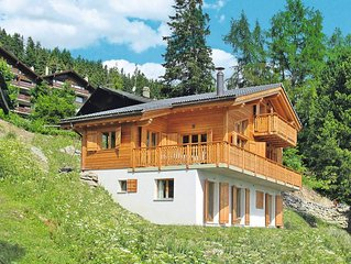 Vacation home Chalet Amelie  in Les Collons, Les 4 Vallees ( Valais) - 8 person