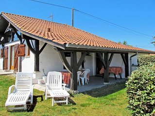 Vacation home in Leon, Aquitaine - 6 persons, 3 bedrooms