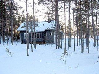 Vacation home Hoviranta  in Inari, Lappi - 6 persons, 1 bedroom