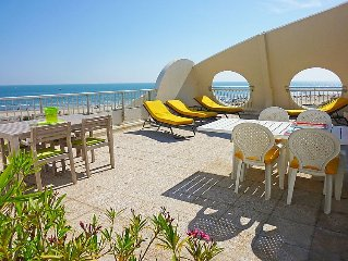 Apartment La Calypso  in La Grande Motte, Herault - Aude - 4 persons, 1 bedroom