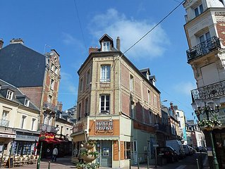 Apartment Orleans  in Deauville - Trouville, Normandy - 5 persons, 2 bedrooms