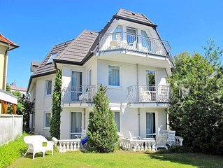 Apartment Ferienanlage Duhnen  in Cuxhaven, North Sea: Lower Saxony - 4 persons
