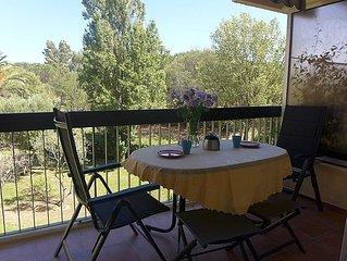 Ferienwohnung Parc du Lavandou  in Le Lavandou, Cote d'Azur - 4 Personen, 1 Schl