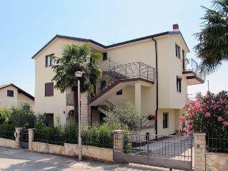 Apartment Haus Vosten  in Novigrad, Istria - 6 persons, 3 bedrooms