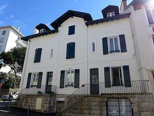 Ferienwohnung Verdun  in Biarritz, Baskenland - 2 Personen, 1 Schlafzimmer