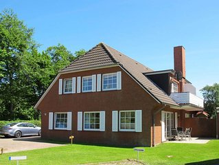 Apartment in Greetsiel, North Sea: Lower Saxony - 4 persons, 2 bedrooms