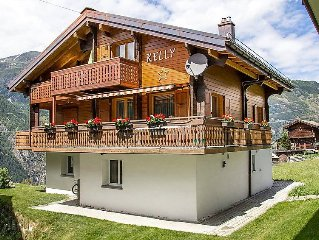 Apartment Kelly  in Grachen, Valais - 5 persons, 3 bedrooms