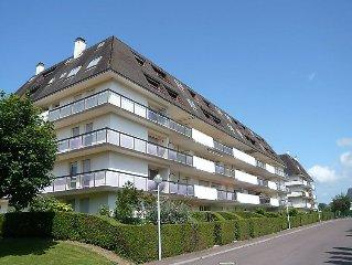 Ferienwohnung Les Caravelles  in Houlgate, Normandie - 6 Personen, 2 Schlafzimme