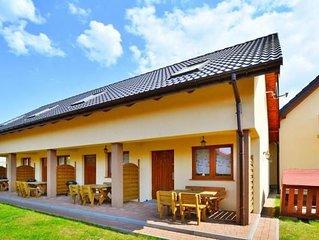Apartments, Sarbinowo  in Ustronie Morskie bis Koslin - 5 persons, 2 bedrooms