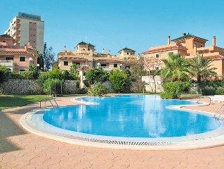 Apartment in Calas de Mallorca, Majorca / Mallorca - 6 persons, 3 bedrooms