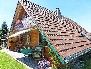 Apartment Zur Wutachschlucht  in Bonndorf, Black Forest - 2 persons, 1 bedroom