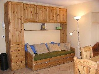 Apartment Central Residence  in Saint Gervais, Savoie - Haute Savoie - 4 person