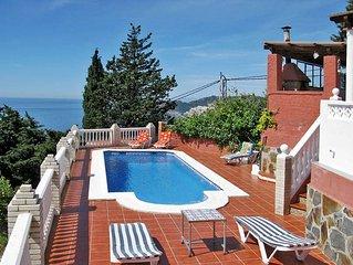 Vacation home VILLA LONGA  in Almunecar, Costa del Sol - 6 persons, 3 bedrooms