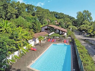 Apartment Residence Collines Iduki  in La Bastide Clairence, Aquitaine - 6 pers