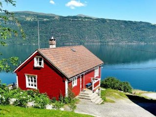 Vacation home Juv  in Utvik, Northern Fjord Norway - 4 persons, 1 bedroom