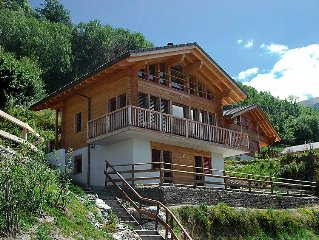 Vacation home Aramis  in Veysonnaz, Valais - 8 persons, 3 bedrooms