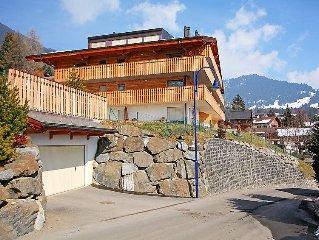 Ferienwohnung Cimes Blanches  in Villars, Waadtlander Alpen - 8 Personen, 4 Schl