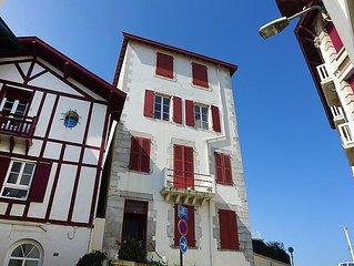 Ferienwohnung GOELANDS  in Biarritz, Baskenland - 4 Personen, 1 Schlafzimmer