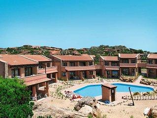 Apartment Residence Park Paradise  in Costa Paradiso, Sardinia - 4 persons, 1 b