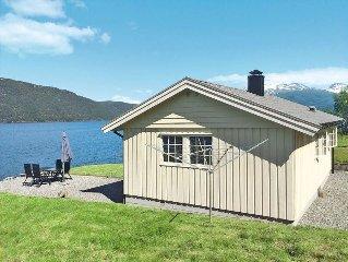 Vacation home in Utvik, Western Norway - 4 persons, 3 bedrooms