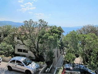 Ferienwohnung Haus Starcevic  in Novi Vinodolski, Kvarner Bucht - 6 Personen, 2