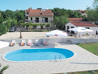 Apartment Haus Jukic  in Kastelir, Istria - 2 persons, 1 bedroom