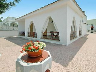 Holiday home, Porto Cesareo  in Südapulien - 7 persons, 3 bedrooms
