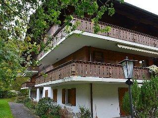 Apartment Ambo  in Saanen, Bernese Oberland - 4 persons, 2 bedrooms