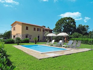 Vacation home Haus Rimanici  in Pican, Istria - 10 persons, 3 bedrooms