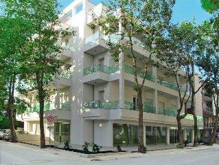 Apartment Residence Elisabetta  in Villamarina di Cesenatico, Adriatic Sea / Ad