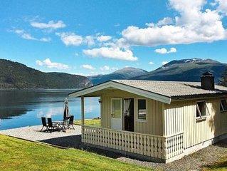 Ferienhaus Tistam  in Utvik, Nordliches Fjordnorwegen - 4 Personen, 2 Schlafzimm