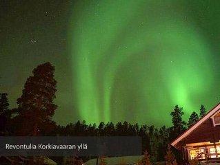 Ferienhaus Lomavaara  in Inari, Lappland - 8 Personen, 3 Schlafzimmer