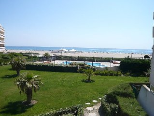 Apartment Grand Sud  in Canet - Plage, Pyrenees - Orientales - 4 persons, 2 bed