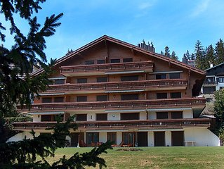 Apartment Les Pierres C  in Crans - Montana, Valais - 4 persons, 2 bedrooms