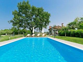 Vacation home Blog 2  in Poreč/Sv. Lovreč, Istria - 5 persons, 2 bedrooms