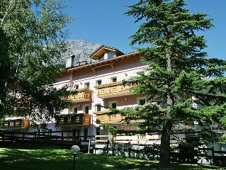 Apartment Residence Paola  in Bormio, Lombardy - 6 persons, 2 bedrooms