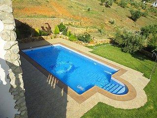 Vacation home Rancho Los Cuñaos  in El Gastor, Inland Andalucia - 6 persons, 3