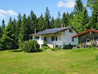 Vacation home Haus Paula  in Bayerisch Eisenstein, Bav. Forest/ Lower Bavaria -