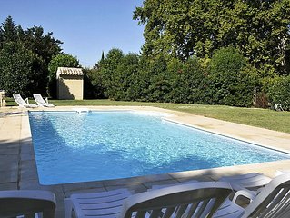 Apartment in Saint - Remy - de - Provence, Provence - 6 persons, 2 bedrooms